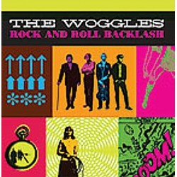 (CD) The Woggles - Rock and...