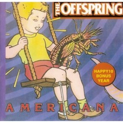 (CD) The Offspring -...