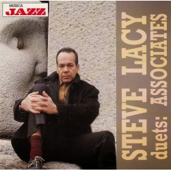 (CD) Steve Lacy ‎– Duets:...