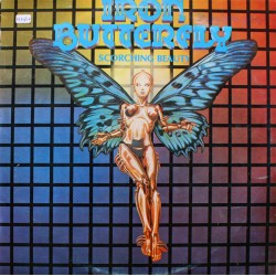 Iron Butterfly – Scorching...
