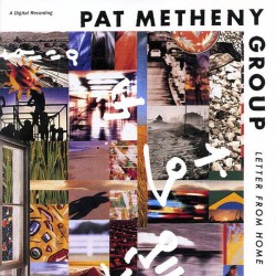 (CD) Pat Metheny Group ‎–...