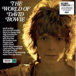 David Bowie  - The World Of...