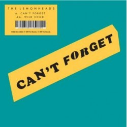 Lemonheads - Can'T Forget,...