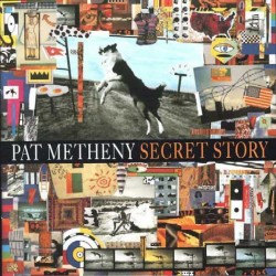 (CD) Pat Metheny ‎– Secret...