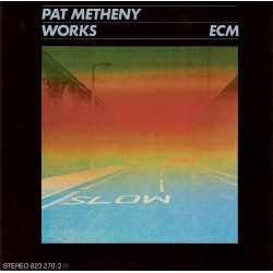 (CD) Pat Metheny ‎– Works