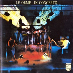 (CD) Le Orme ‎– In Concerto