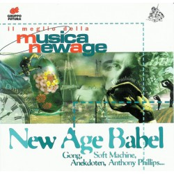 (CD) Various – New Age Babel