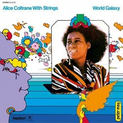Alice Coltrane With Strings...
