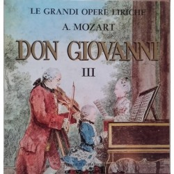 A. Mozart - Don Giovanni - III