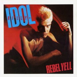 (CD) Billy Idol ‎– Rebel Yell
