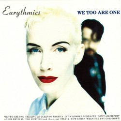 (CD) Eurythmics ‎– We Too...