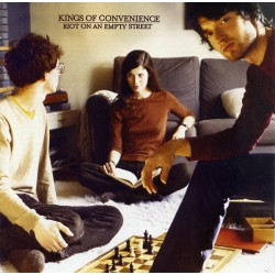 (CD) Kings Of Convenience...