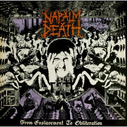 Napalm Death ‎– From...