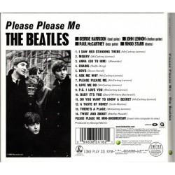 (CD) The Beatles ‎– Please...