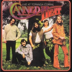 (CD) Canned Heat - Live At...