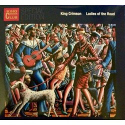 (CD) King Crimson - Ladies...