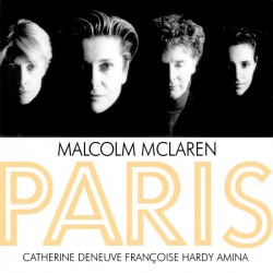 (CD) Malcolm McLaren ‎– Paris