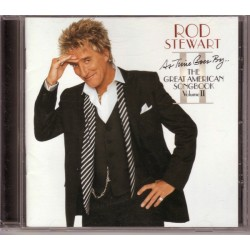 (CD) Rod Stewart ‎– As Time...