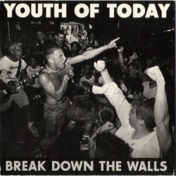 (CD) Youth Of Today - Break...