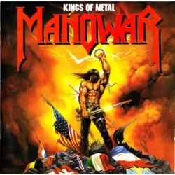 (CD) Manowar -  Kings Of Metal