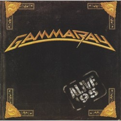 (CD) Gamma Ray - Alive '95