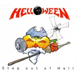 (CD) Helloween - Step Out...