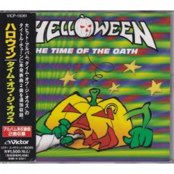 (CD) Helloween -  The Time...