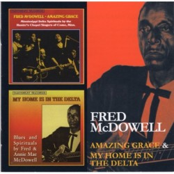 (CD) Fredd MC DOWELL -...