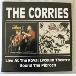 (CD) The Corries - Live At...