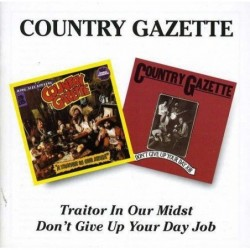 (CD) Country Gazzatte -...