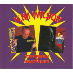 (CD) Kim Wilson -  Tigerman...