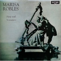 Marisa Robles - Harp With...