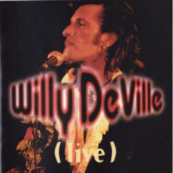 (CD) Willy DeVille -  (Live)
