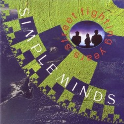 (CD) Simple Minds -  Street...