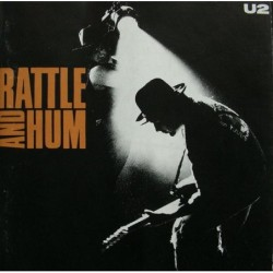 (CD) U2 - Rattle And Hum