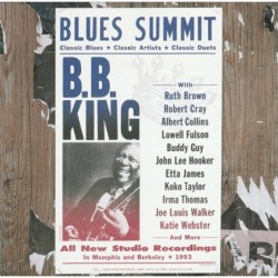 (CD) B.B King -  Blues Summit