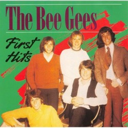 (CD) The Bee Gees -  First...
