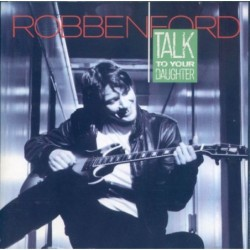 (CD) Robben Ford ‎ - Talk...