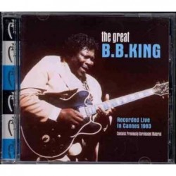 (CD) B.B. King - Recorded...