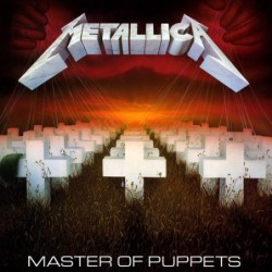 (CD) Metallica -  Master Of...