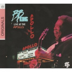 (CD) B.B. King -  Live At...