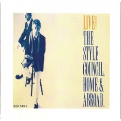 (CD) The Style Council -...
