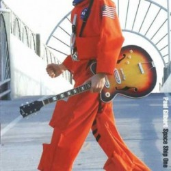 (CD) Paul Gilbert - Space...