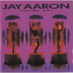 (CD) Jay Aaron -  Inside Out