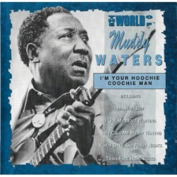 (CD) Muddy Waters - The...