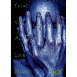 (CD) Steve Vai - Alien Love...
