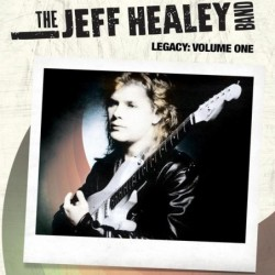 (CD) The Jeff Healey Band -...