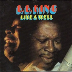 (CD) B.B King - Live & Well