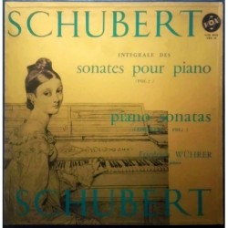 Schubert - Piano Sonatas...
