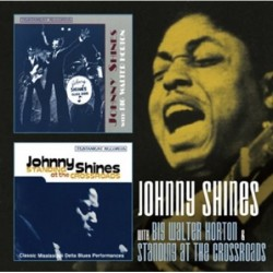 (CD) Johnny Shines - Johnny...